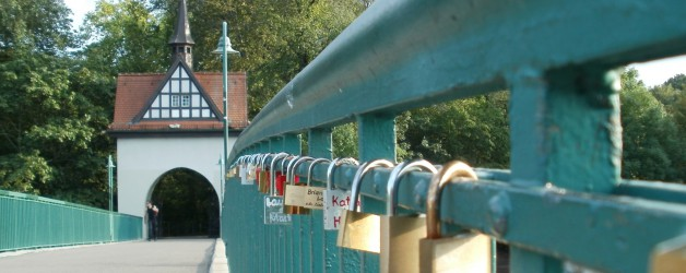 Abteibrücke in Berlin